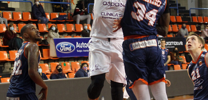 Crónica | UBU Tizona Burgos – Real Valladolid Baloncesto: No defensa, no party (92-91)